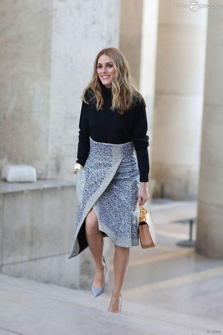 Olivia Palermo's Paris Haute Couture Fashion Week look