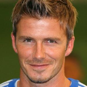 Happy Birthday David Beckham! He turns 38 today...