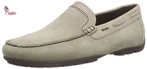 U Damian D, Sneakers Basses Homme, Gris (Stone), 39 EUGeox