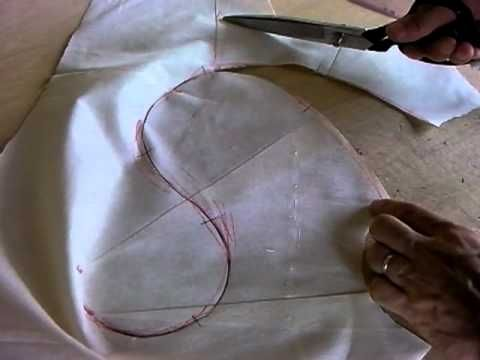 TR Cutting School -sleeve transformation - YouTube