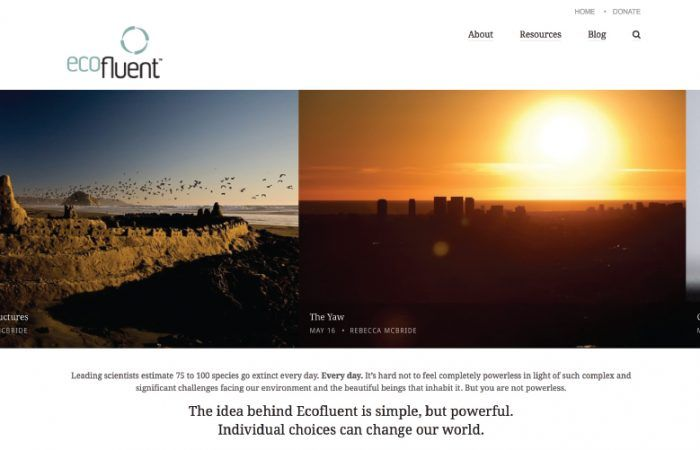 #clientlove   Ecofluent (International)The idea behind Ecofluent is simple, but powerful »Individual choices can change our world. #be_ecofluent #mowglistudio