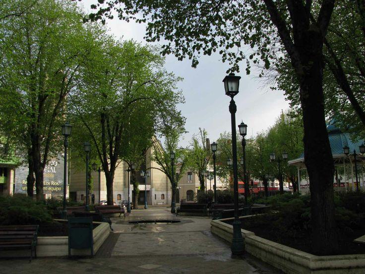 Plaza de Armas, Valdivia