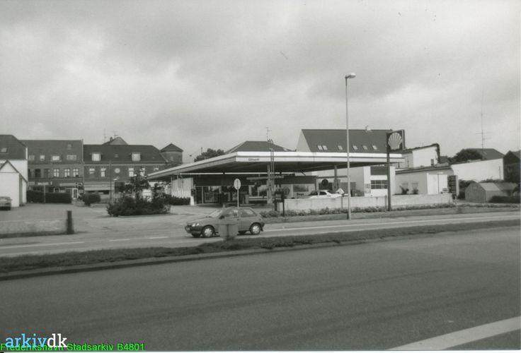 arkiv.dk | Shell, Danmarksgade 15, Frederikshavn 1993