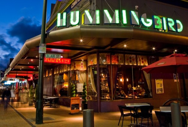 Hummingbird is situated in the heart of Courtenay Place and serves delicious, unpretentious and sensibly priced food in a fun environment.#WellyOnaPlate #DINEWellington
