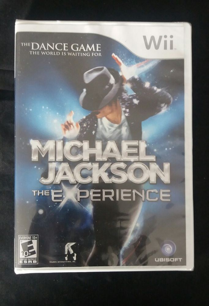 Michael Jackson: The Experience (Nintendo Wii, 2010)--Brand NEW | Video Games & Consoles, Video Games | eBay!