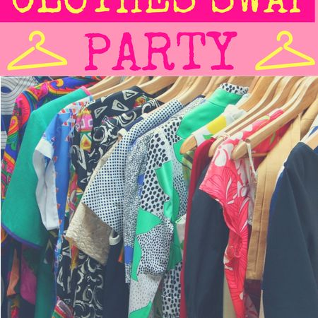 Want to upgrade your wardrobe without spending a penny? Why not swap til you drop? Hosting a clothes swap with friends the perfect solution. Read more...