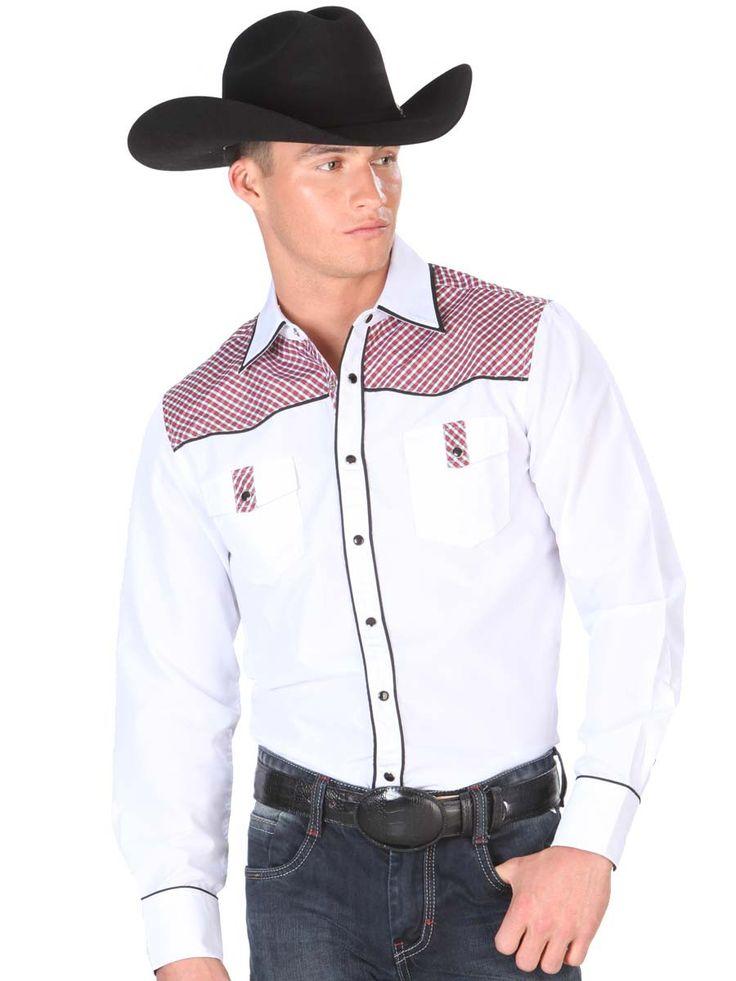 33609 Camisa Vaquera Caballero El General