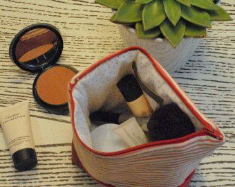 popchette trucco ,porta documenti,borsetta da viaggio -       Modifica inserzione   - Etsy