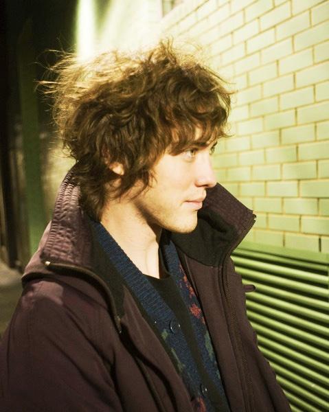 Andrew Vanwyngarden (singer from MGMT)