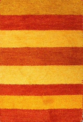 Nankan Beautiful Gabbeh Wool Rug 14535 $33.00