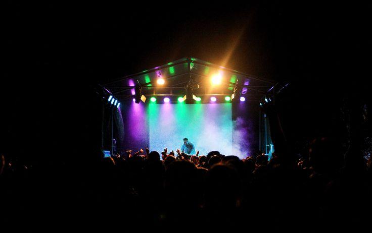 DJ Yoda at WOMADNZ Photo credit Andy Jackson  #WOMAD #WOMADnz #DJ #MusicFestivalnz
