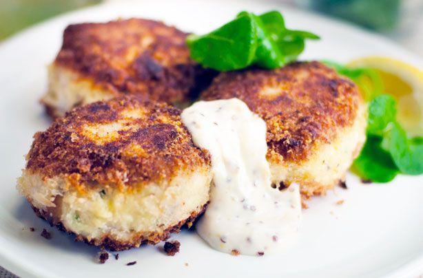 Smoked cod fish cakes recipe - goodtoknow