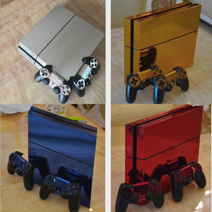 Game Decal Cover Skin Sticker for Playstation 4 PS4 Console and 2 Controllers  Worldwide delivery. Original best quality product for 70% of it's real price. Buying this product is extra profitable, because we have good production source. 1 day products dispatch from warehouse. Fast &...
