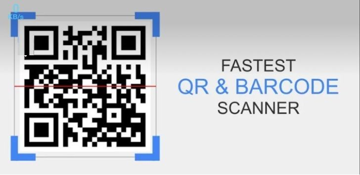 QR & Barcode Scanner PRO v1.42 - Frenzy ANDROID - games and aplications