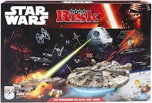 Star Wars Risk Star Wars Edition Board Game