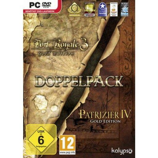 Port Royale 3   Patrizier 4 Gold - Bundle  PC in Simulationen FSK 6, Spiele und Games in Online Shop http://Spiel.Zone