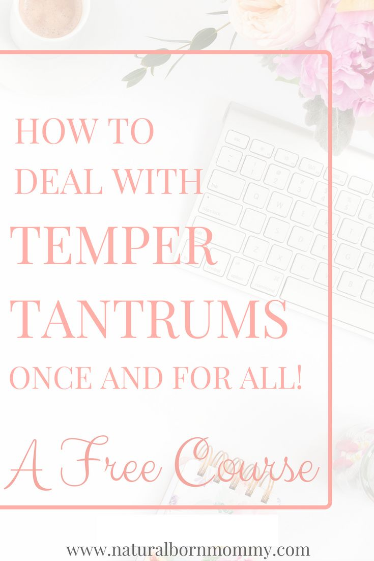 Dealing with temper tantrums? As a child therapist, I can teach you parenting strategies that you can use on your kids, or even toddlers or teens, to drastically reduce these meltdowns. Get a free course on handling tantrum behaviors here!