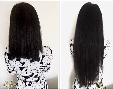 DELUXE Clip in Hair Extensions (More Volume)