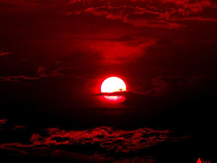 blood red moon gothic images pinterest night true