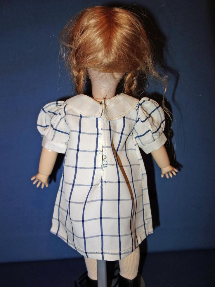 Bleuette Fillette Outfit from sarabernsteindolls on Ruby Lane