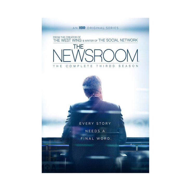 The Newsroom: The Complete Third Season [2 Discs]