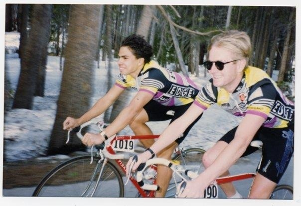 Mammoth Stage Race '92