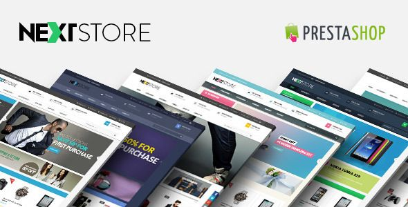 Pts NextStore - Combo Prestashop Theme Template Shopping #eCommerce Download here: http://themeforest.net/item/pts-nextstore-combo-prestashop-themes/8551963?s_rank=301&ref=yinkira