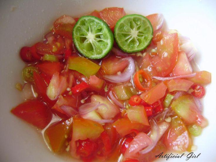 Dabu-Dabu - Manadonese Chili Sauce