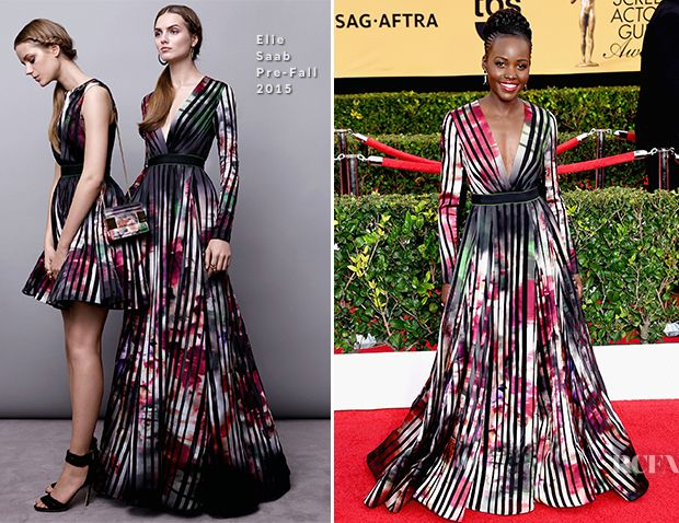 17 Best Images About 2015 SAG Awards: Fashion & Beauty On