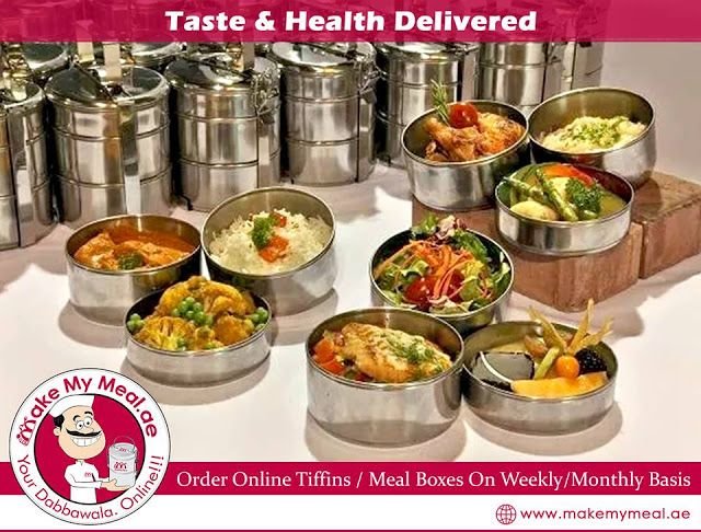 GET YOUR MEALS FROM DABBAWALA IN DUBAI