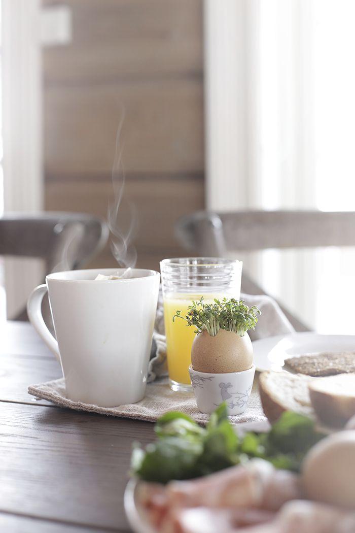 Easter breakfast | Stylizimo Blog