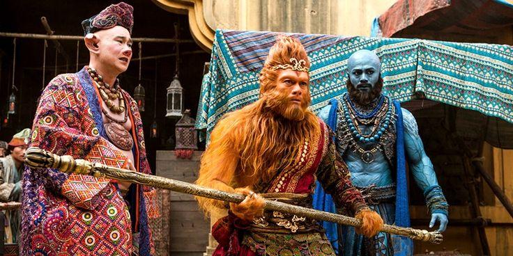 'The Monkey King 2' ganha trailer cheio de efeitos especiais