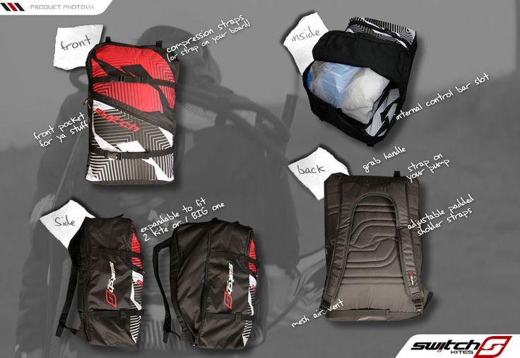 Kite Bag Original - Other - Kite - Spare Parts