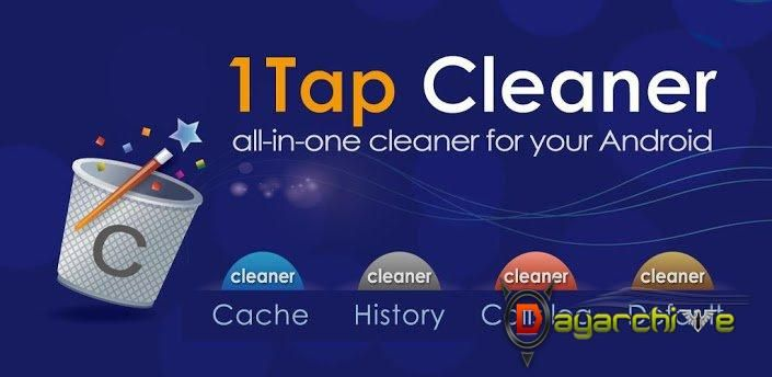 Get 1Tap Cleaner Pro v2.62 Cracked APK is Here ! [LATEST] Free Download