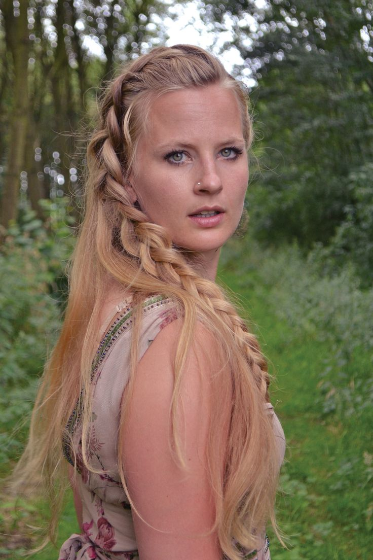 Bohemian style photoshoot! #bohohair #madebyme #braids #sidebraid