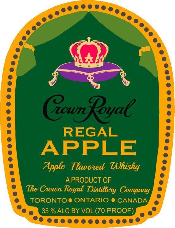 Apple Crown Royal Png In 2021 Crown Royal Crown Royal Apple Crown Apple