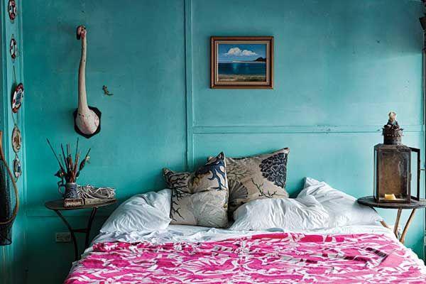 Moon to Moon: bedroom