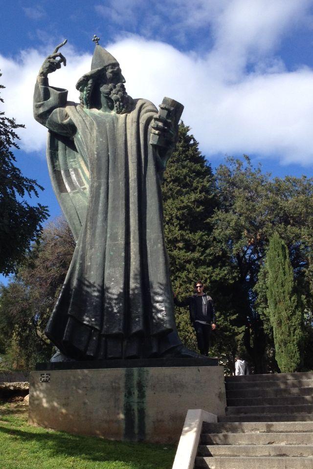 Big statue