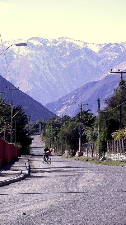 Valle del Elqui. Chile Land of Gabriela Mistral.