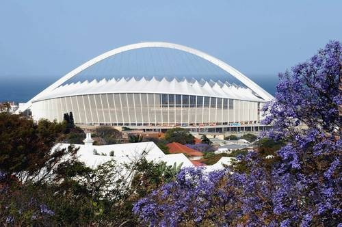 Durban 2010 FIFA World Cup Moses Mabhida Stadium