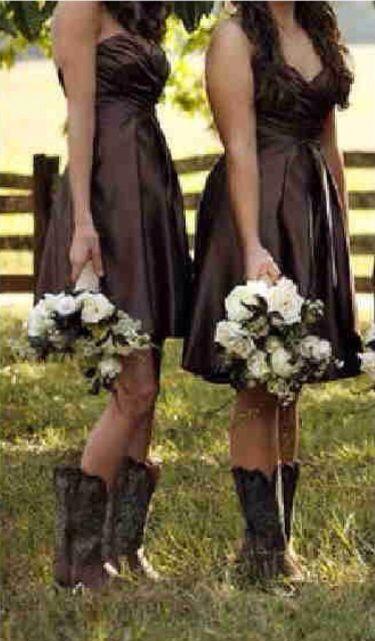 Best 25+ Brown bridesmaid dresses ideas on Pinterest ...