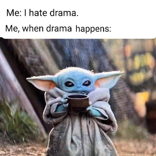 The 50 Best Baby Yoda Memes 50 Best Baby Memes Yoda Funny Yoda Meme