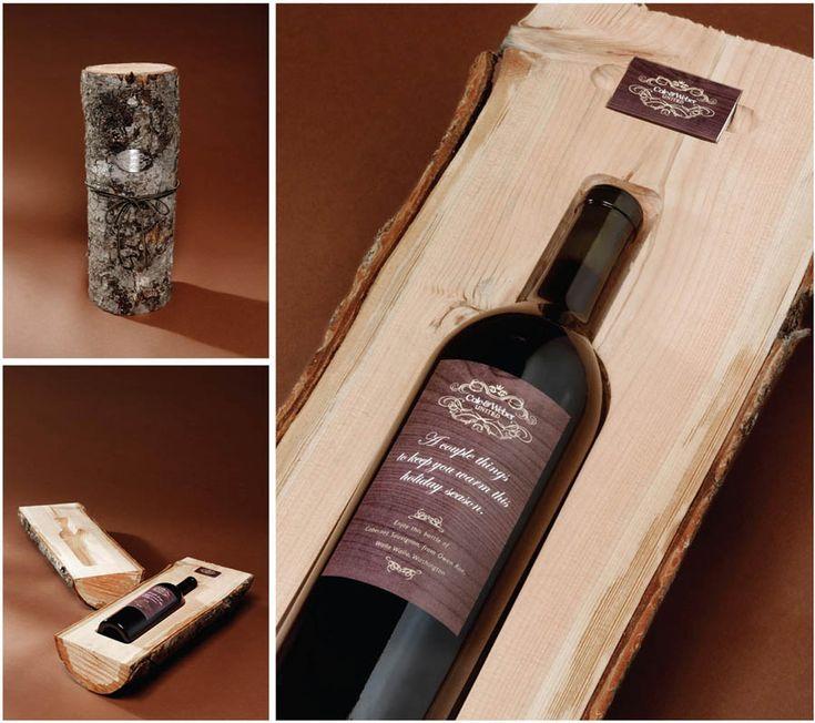 Упаковка вина Cole & Weber United