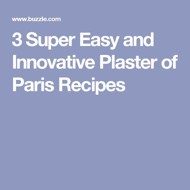 Best 25 Plaster Of Paris Ideas On Pinterest Plaster Of