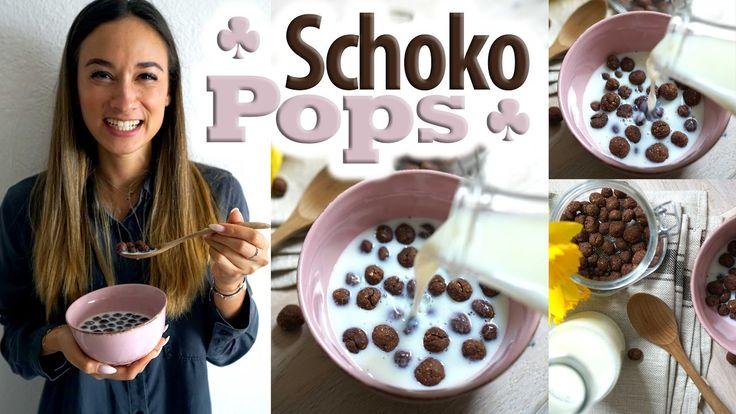 Gesundes Müsli - Schoko Pops selber machen - Einfach abnehmen - DIY