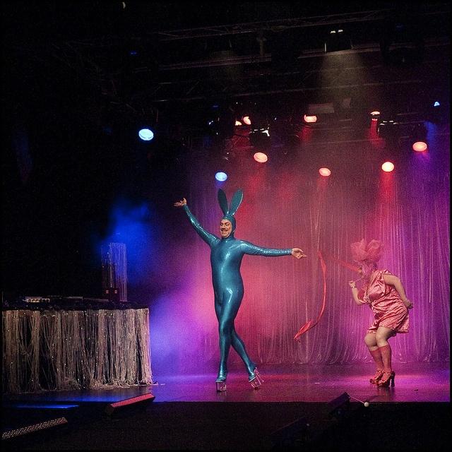 Helsinki Burlesque Festival 2012 by Henri Block