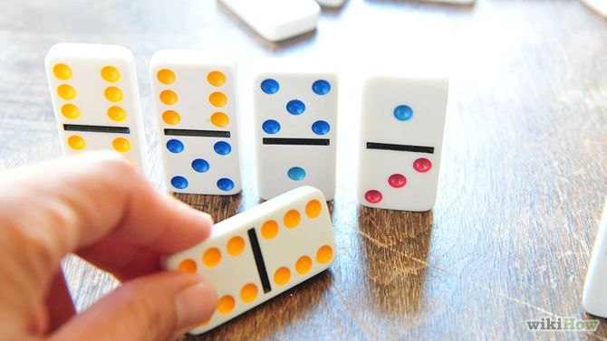 Rules for Mexican Train Dominos
