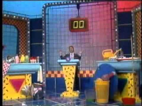 Double Dare, and every Nickelodeon game show.  I wanted to be on Double Dare so badly.