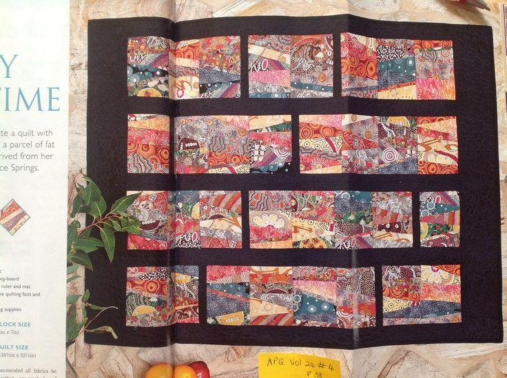23 Best Images About Aboriginal Quilts On Pinterest