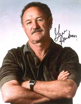 """Eugene Allen """"Gene"""" Hackman is a retired American actor and novelist. Nominated for five Academy Awards, winning two, one including best actor in The French Connection which is based on a true story."""